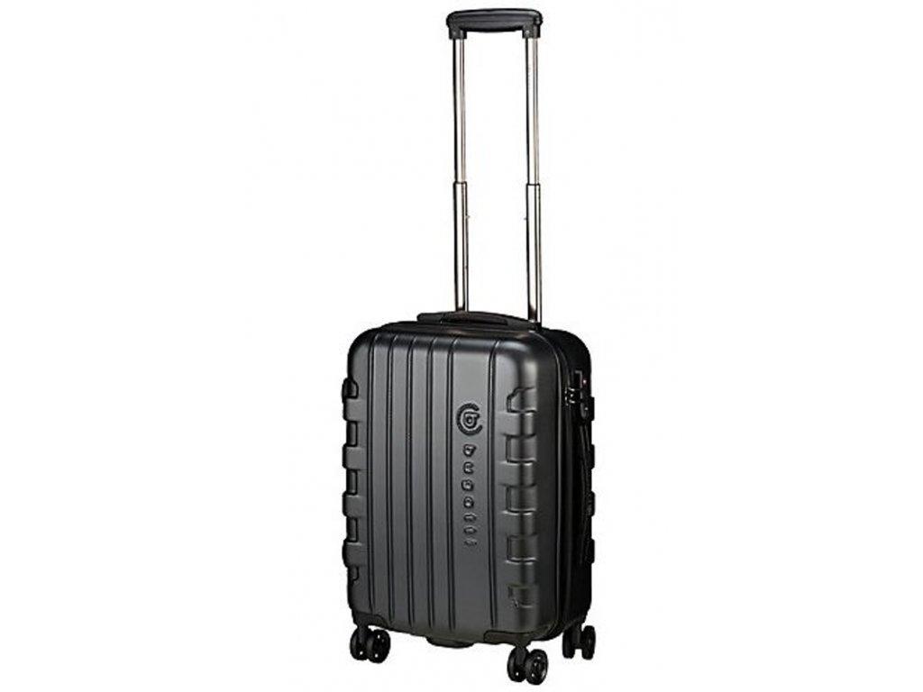 169357 7 cestovni kufr bugatti galatea s black