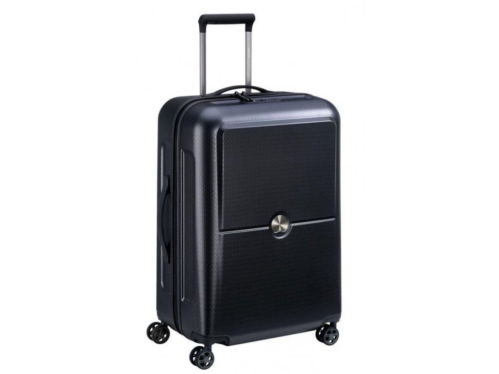 170569 8 cestovni kufr delsey turenne 65 black