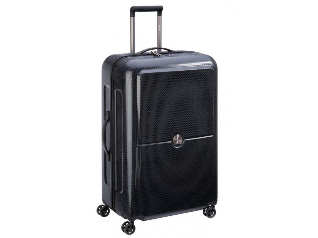 170581 8 cestovni kufr delsey turenne 75 black