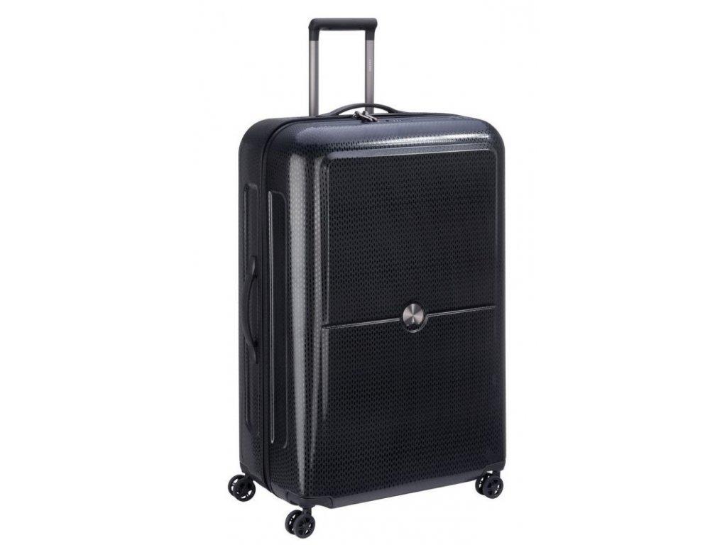 170587 8 cestovni kufr delsey turenne 80 black