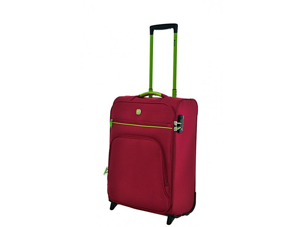 168739 6 cestovni kufr dielle 2w s red