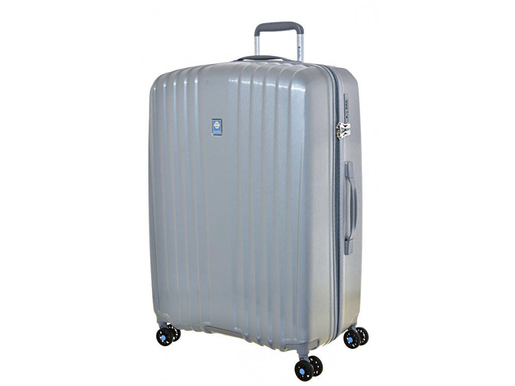 169468 8 cestovni kufr dielle 4w l grey