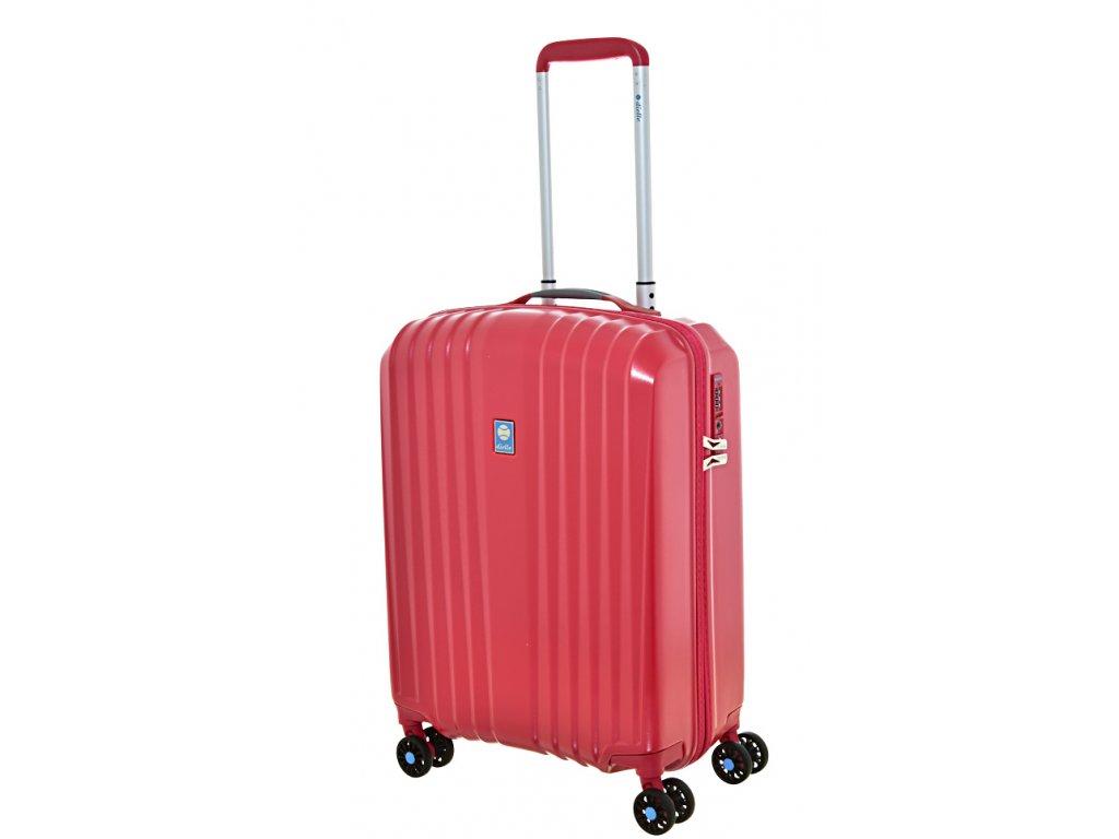169444 7 cestovni kufr dielle 4w s red
