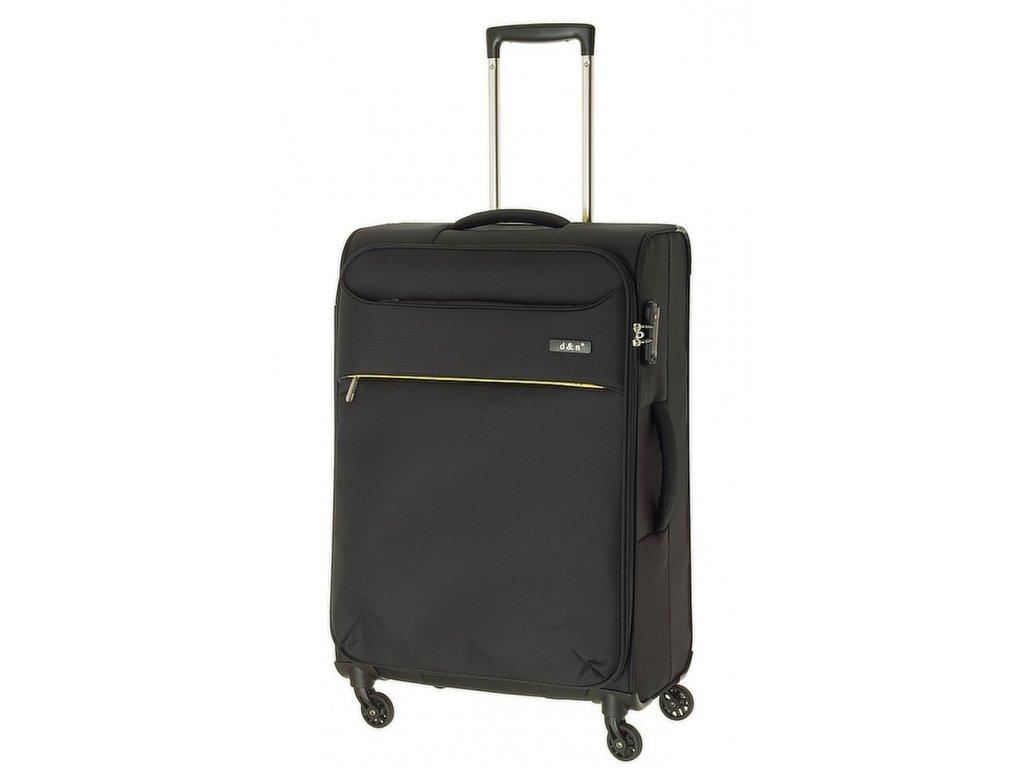 166024 7 cestovni kufr d n 4w m cerna