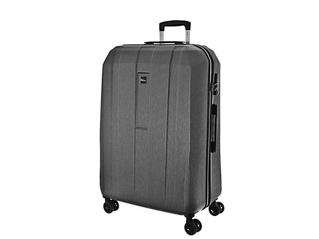 168532 7 cestovni kufr fabrizio 4w l gateway dark grey