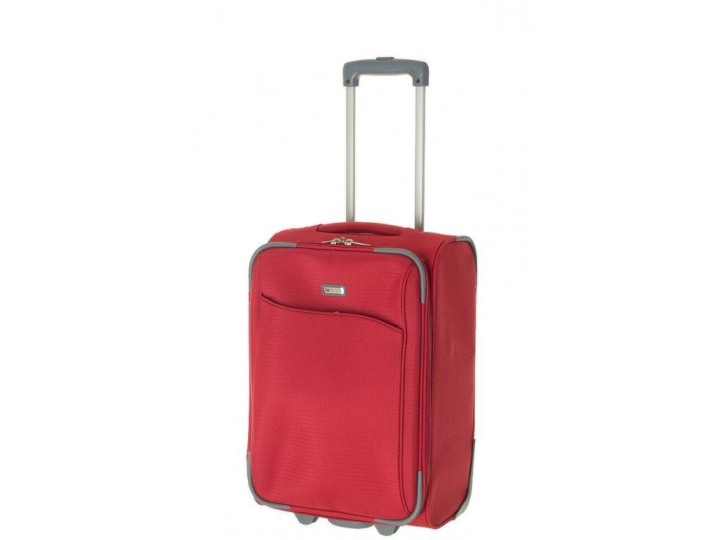 166039 5 cestovni kufr gag 2w s cervena