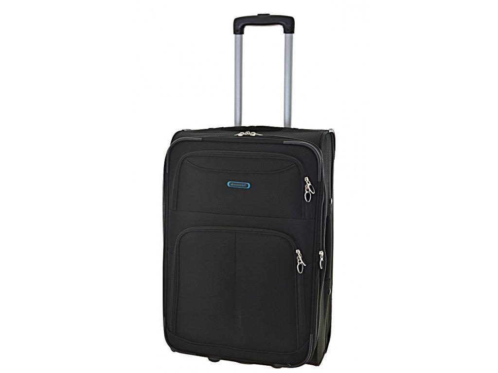 168703 5 cestovni kufr madisson 2w m black
