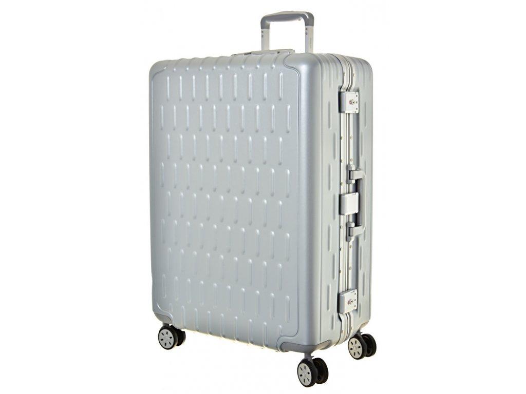 169951 12 cestovni kufr march discovery l silver