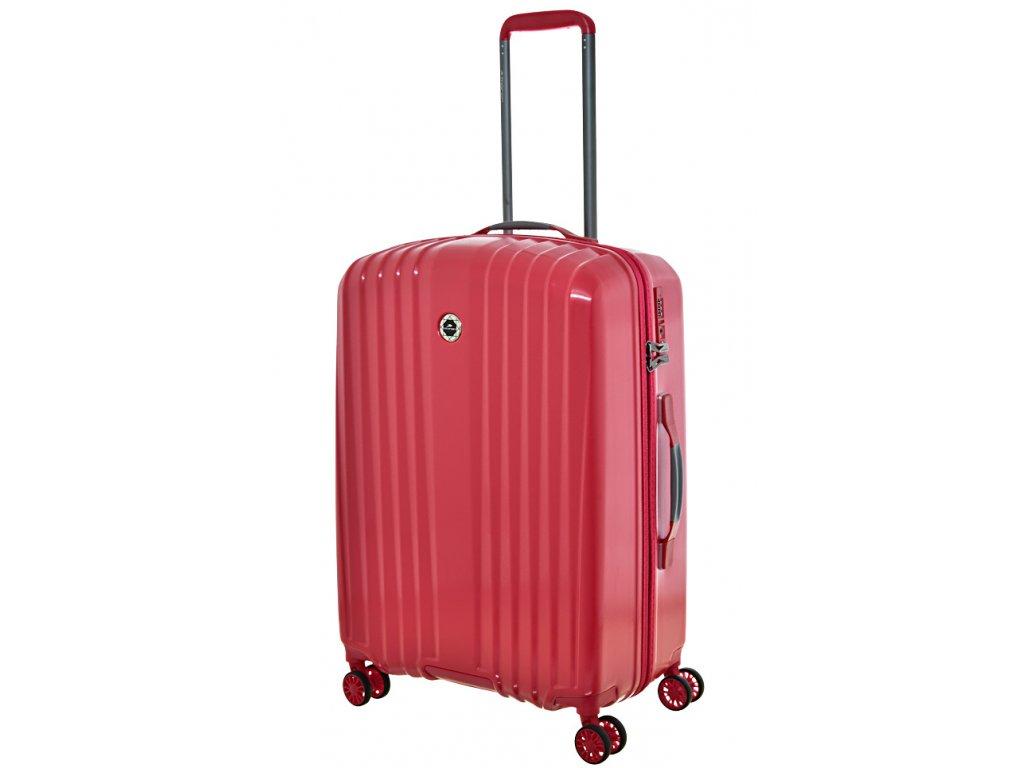 169123 8 cestovni kufr march everest m red