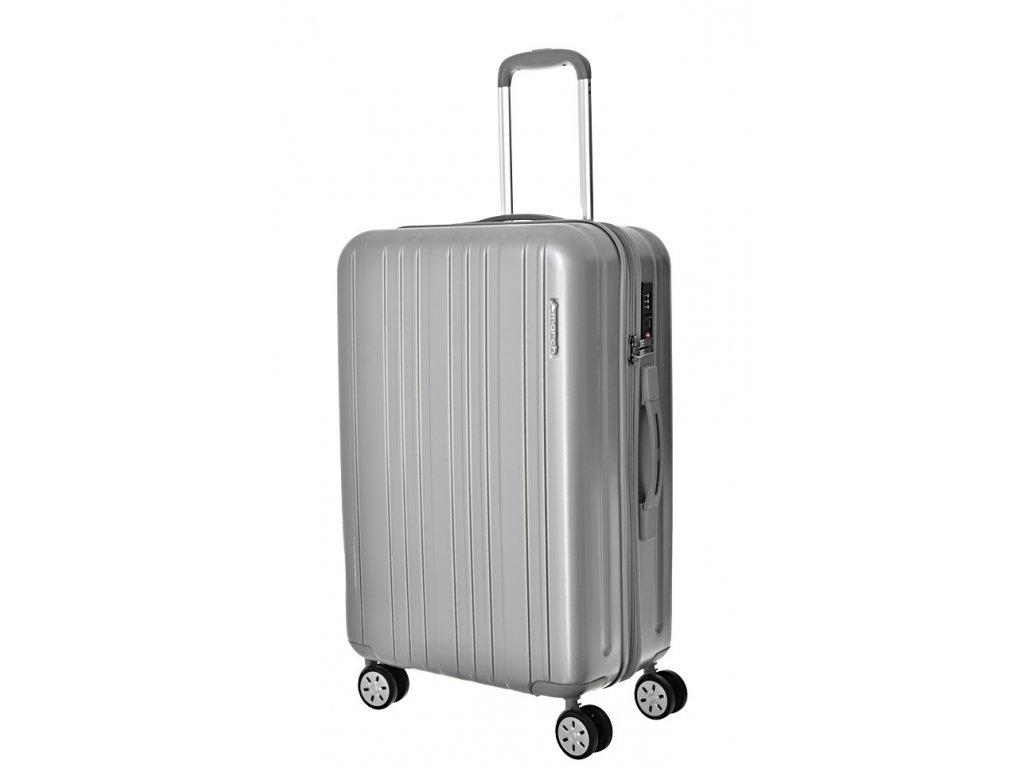 168733 8 cestovni kufr march omega m silver