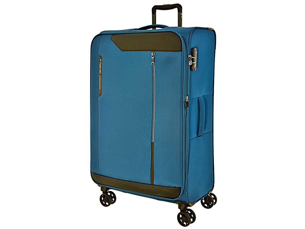 169114 7 cestovni kufr march stardust l petrol