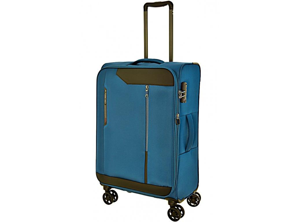 169105 7 cestovni kufr march stardust m petrol