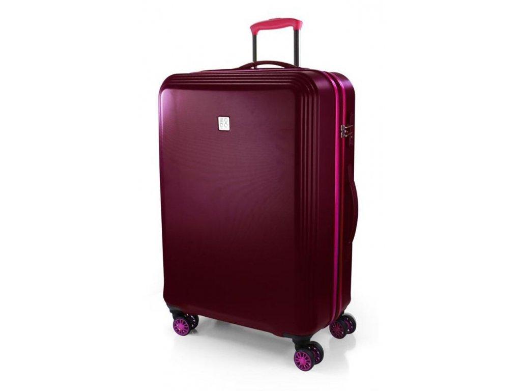 170371 7 cestovni kufr modo by roncato sunny l dark red