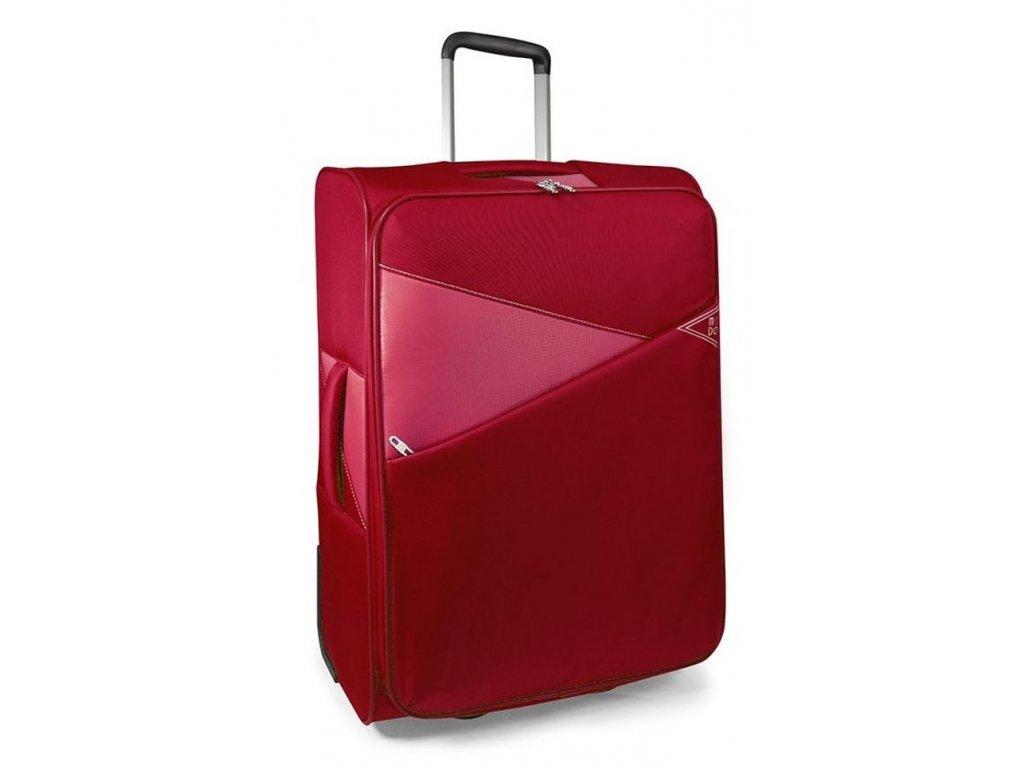 170398 7 cestovni kufr modo by roncato thunder 2w l red