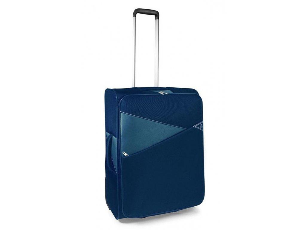 170404 7 cestovni kufr modo by roncato thunder 2w m dark blue