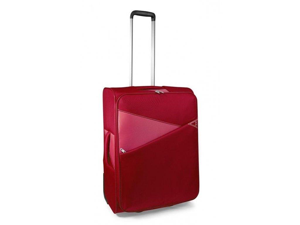 170410 7 cestovni kufr modo by roncato thunder 2w m red