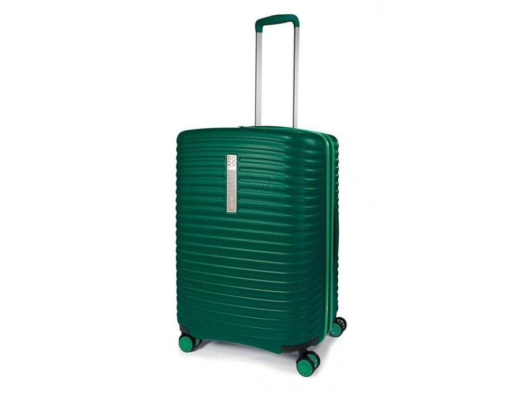 170248 6 cestovni kufr modo by roncato vega m green