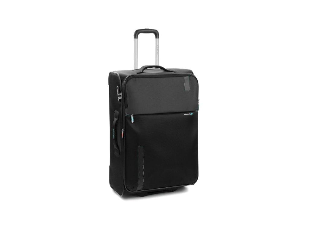 167911 4 cestovni kufr roncato speed m black