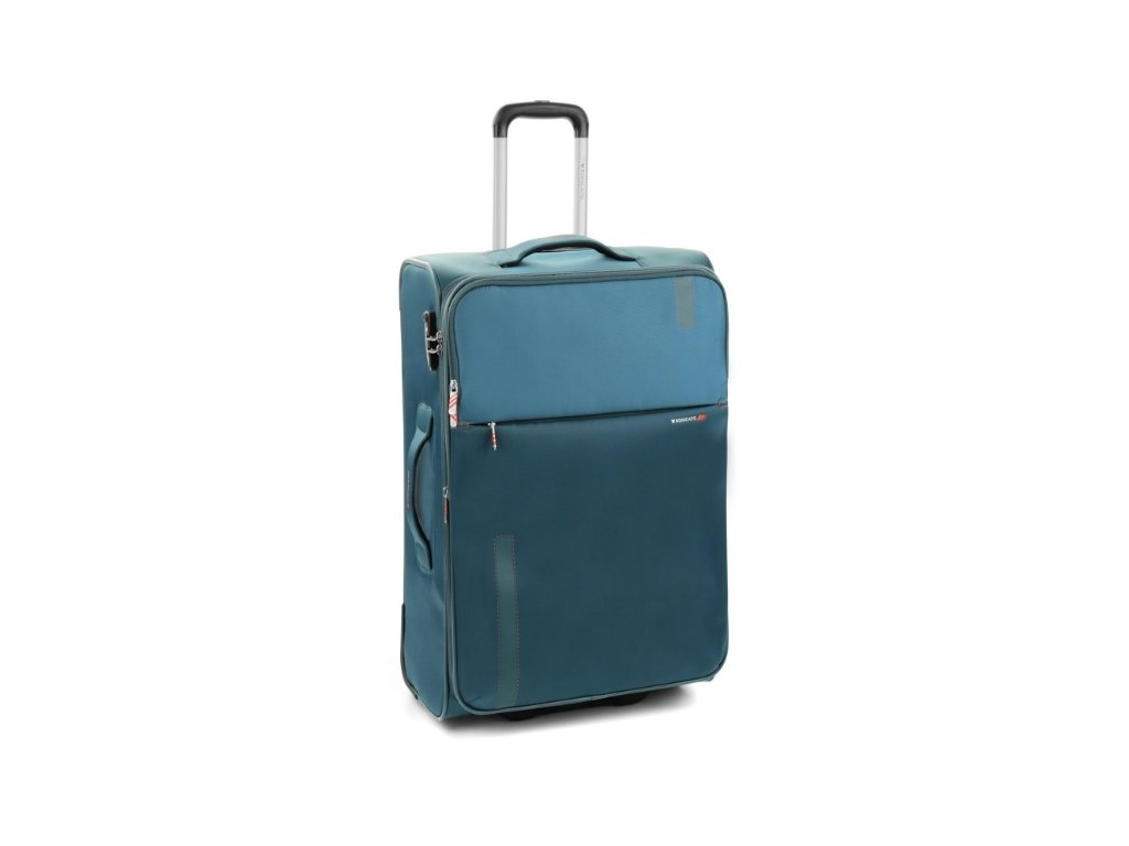 168061 4 cestovni kufr roncato speed m navy