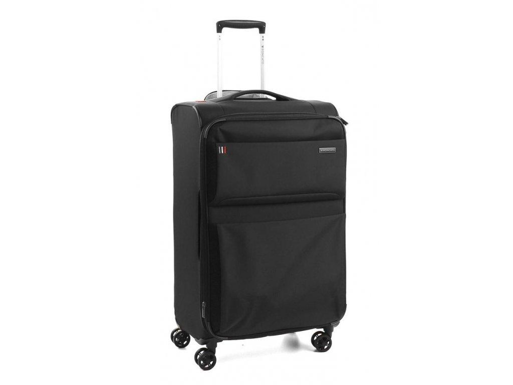 170086 6 cestovni kufr roncato venice 2 0 m black
