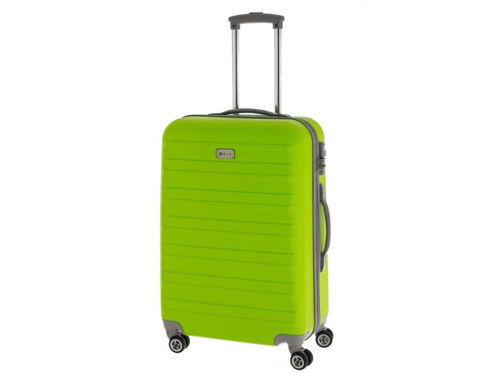 166672 6 cestovni kufr scion m zelena