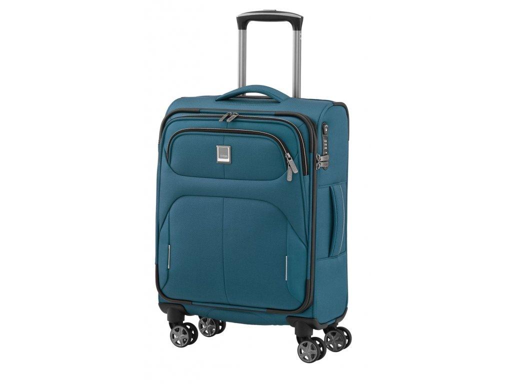 166936 3 cestovni kufr titan nonstop 4w s petrol
