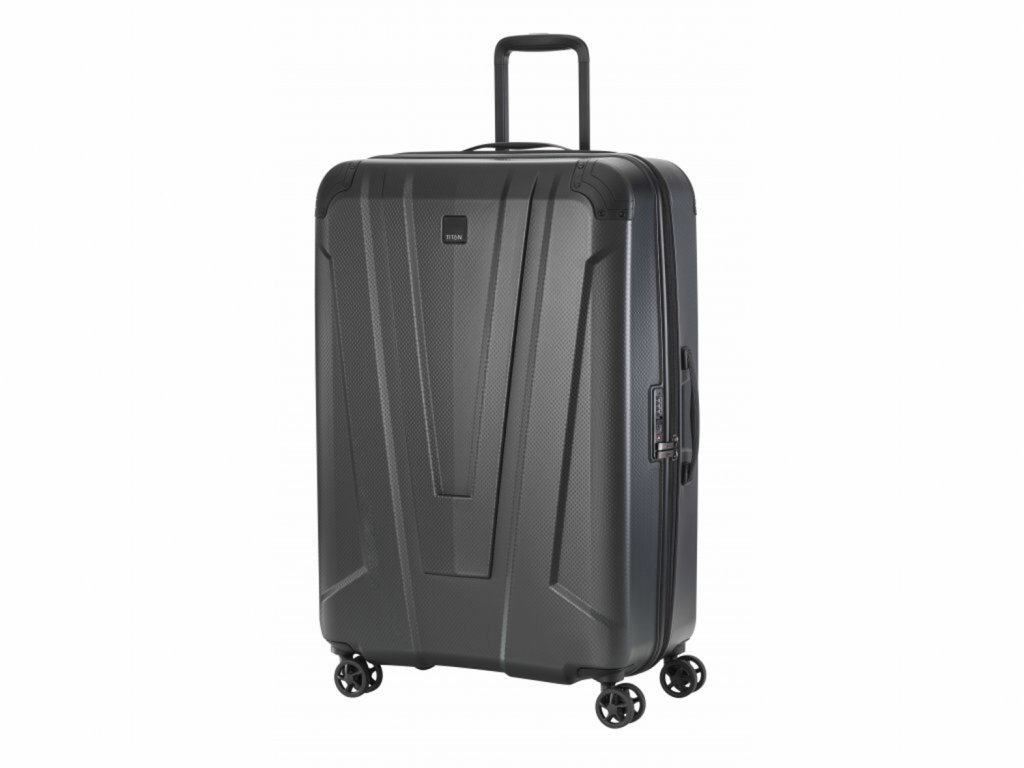 169561 5 cestovni kufr titan protect 4w l anthracite