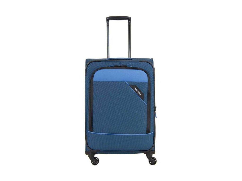 167302 5 cestovni kufr travelite derby 4w m blue