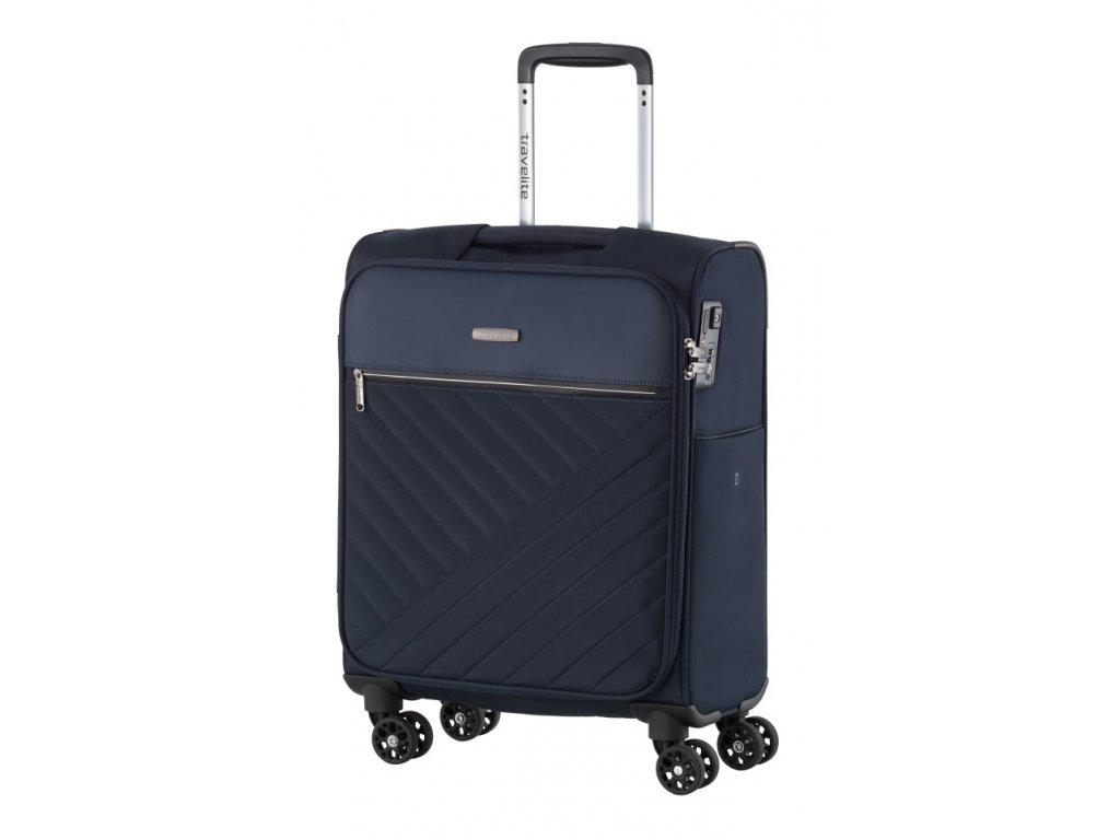 169867 12 cestovni kufr travelite jade 4w s navy