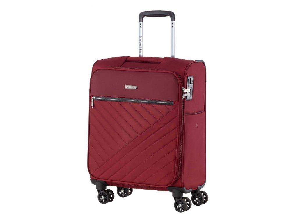 169864 15 cestovni kufr travelite jade 4w s bordeaux