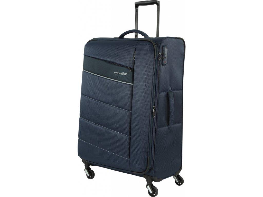 167551 5 cestovni kufr travelite kite 4w l navy