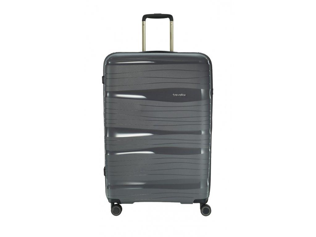 169897 8 cestovni kufr travelite motion 4w l anthracite