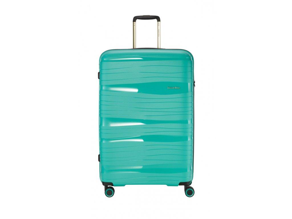 169894 8 cestovni kufr travelite motion 4w l mint