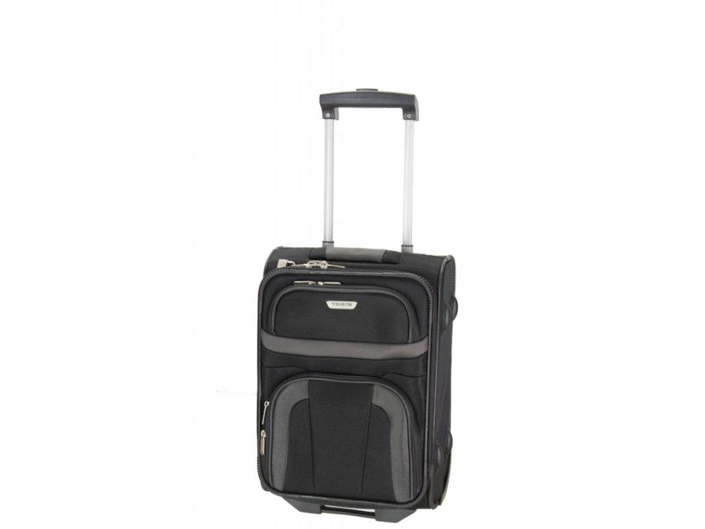 164854 8 cestovni kufr travelite orlando xs black