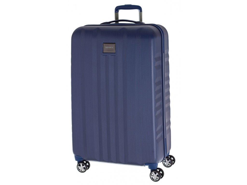166771 7 cestovni kufr yearz fly l navy brushed