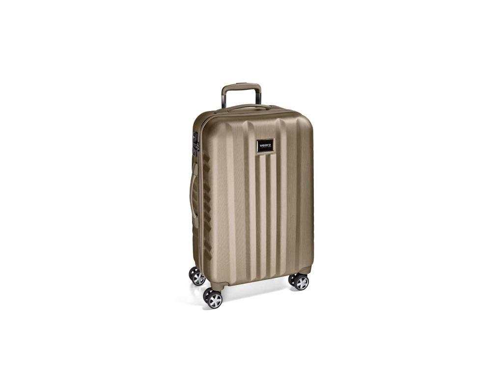 167248 7 cestovni kufr yearz fly m gold brushed