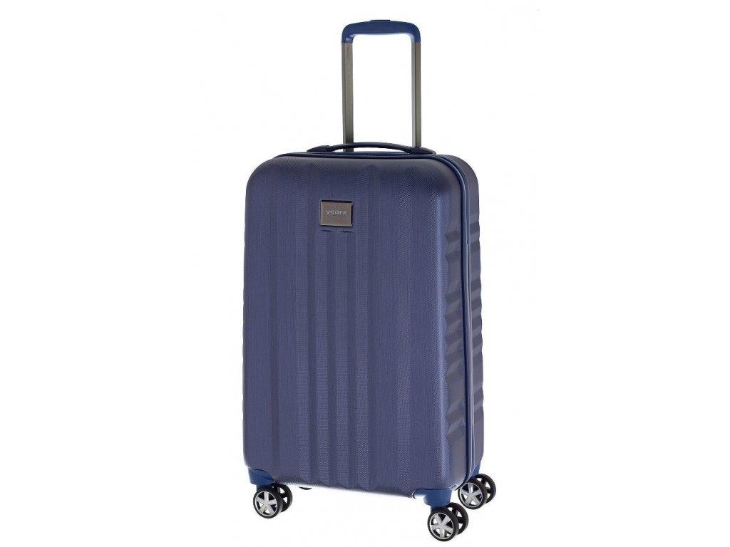 166762 7 cestovni kufr yearz fly m navy brushed