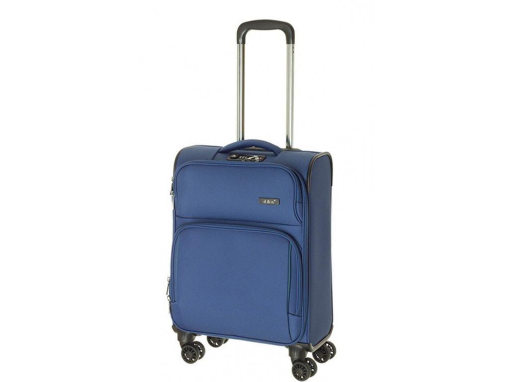 166270 6 cestovni kufr d n 4w s modra