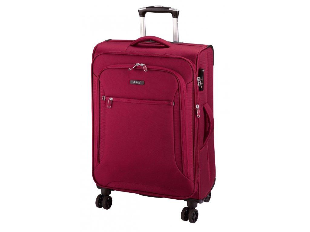 165127 6 cestovni kufr d n l cervena