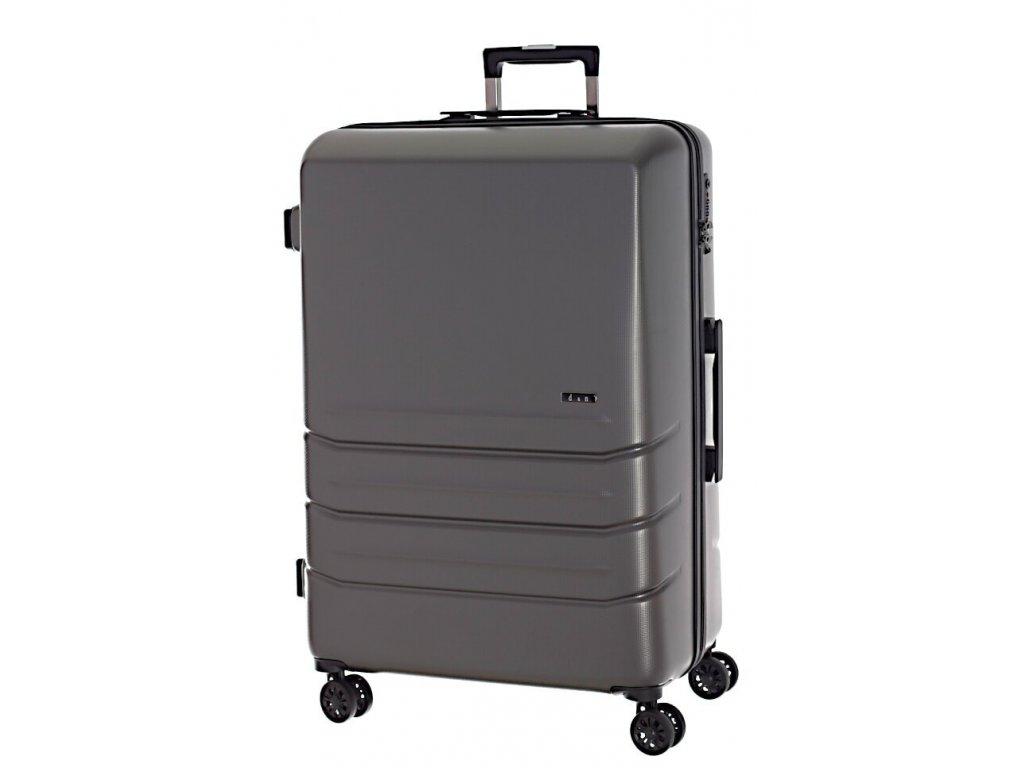 166930 6 cestovni kufr d n l grey