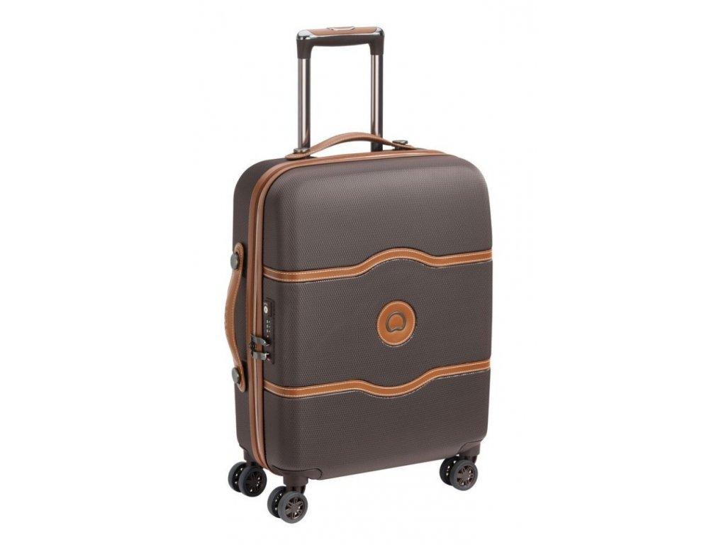 170590 8 cestovni kufr delsey chatelet air slim 55 chocolate