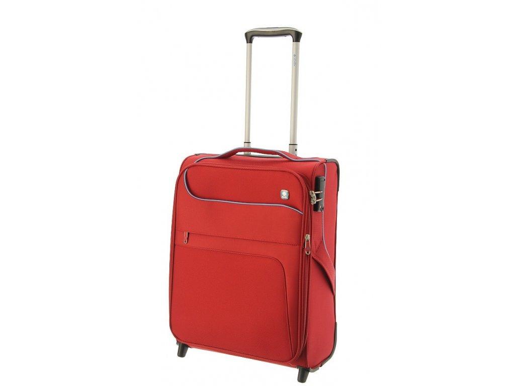 167605 6 cestovni kufr dielle 2w s cervena