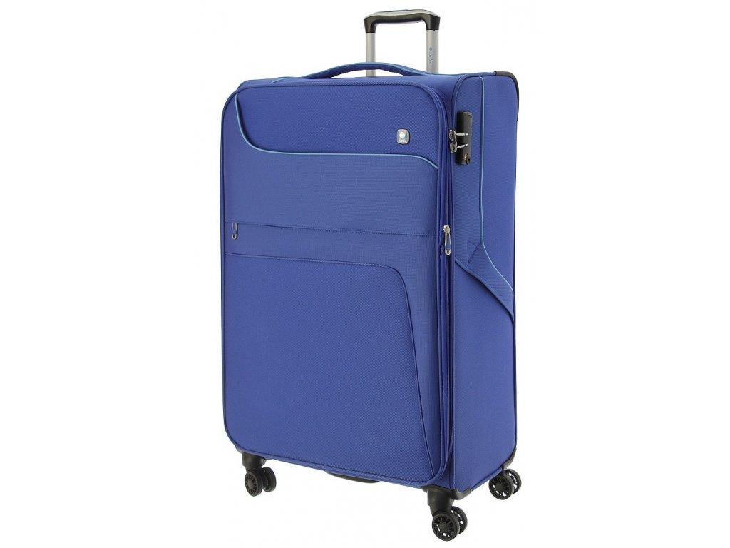 167791 7 cestovni kufr dielle 4w l modra