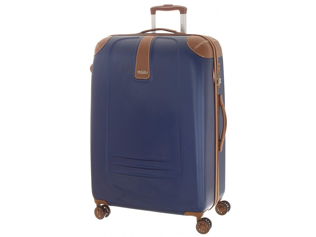 165397 6 cestovni kufr dielle l modra
