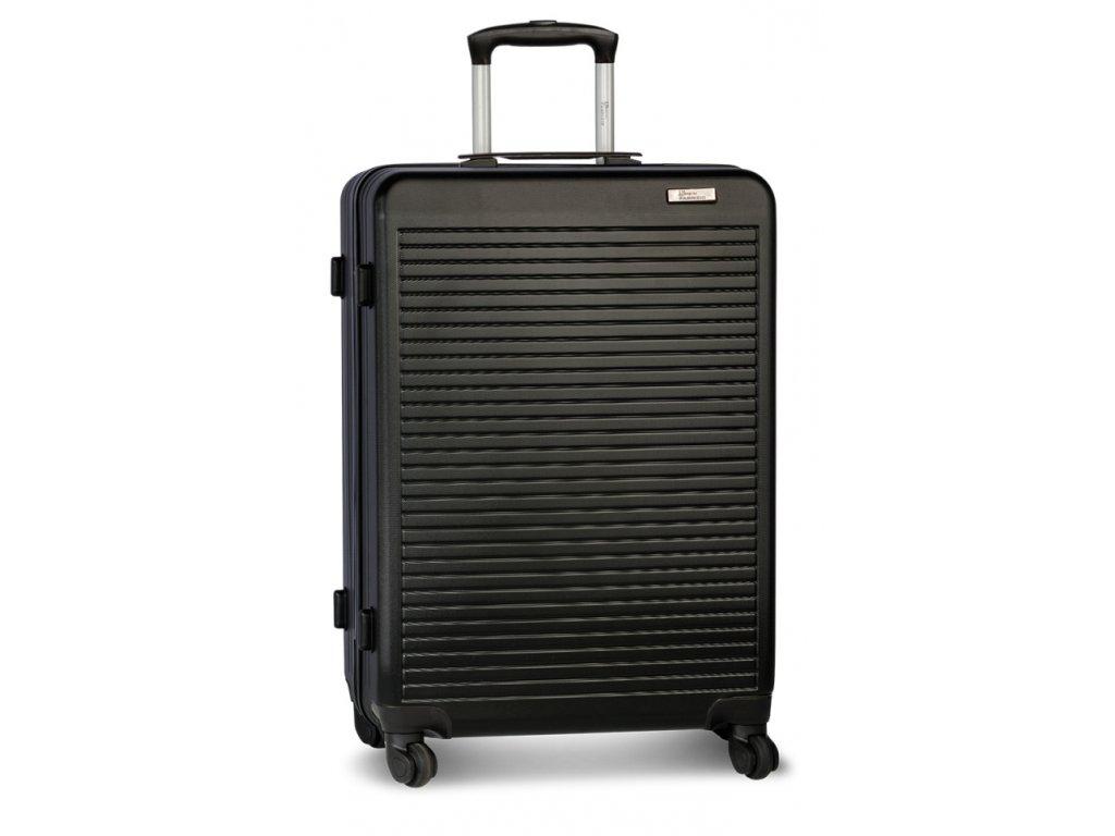 171436 2 cestovni kufr fabrizio connect 4w l black