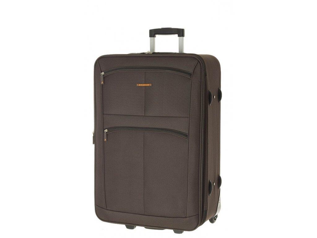 185500 cestovni kufr madisson 2w l hneda