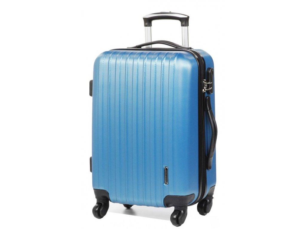 167836 7 cestovni kufr madisson 4w s blue