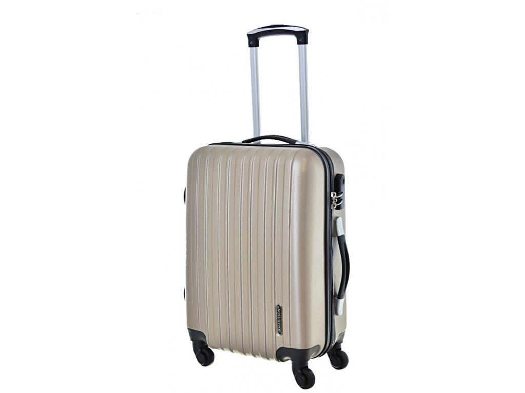 167854 4 cestovni kufr madisson 4w s coffee