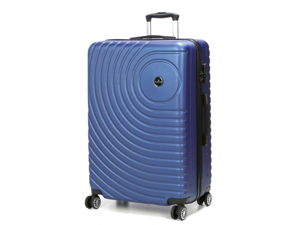 175222 8 cestovni kufr madisson circle 4w l modra