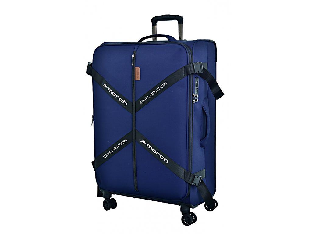 173059 9 cestovni kufr march exploration l modra
